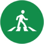 ANCAP Icon: Safety Protection for Pedestrians